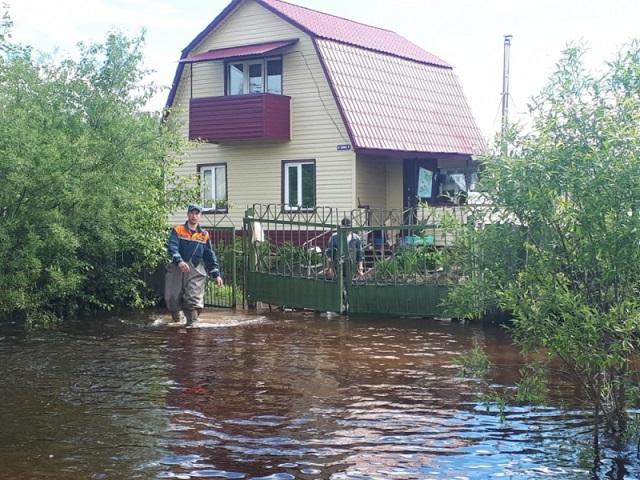 Еще нескольким селам в ЕАО грозит подтопление