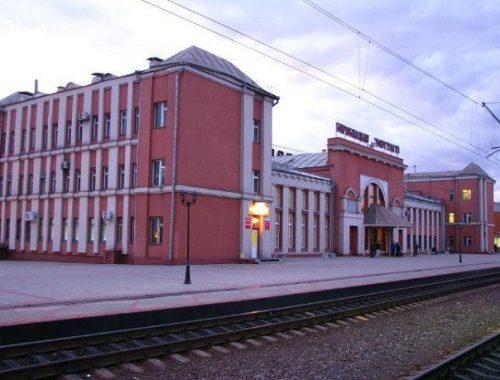 В Биробиджане планируется капремонт вокзала