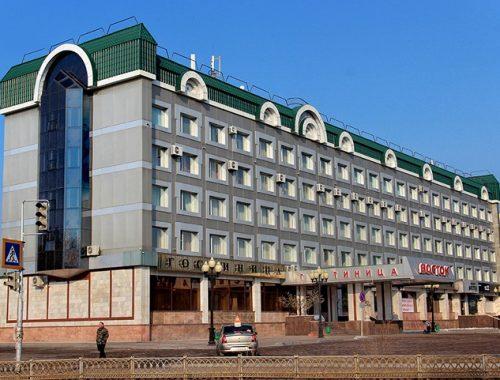 Прокуратура потребовала 3 года условно для обвиняемого в незаконной продаже гостиницы «Восток» Виктора Солнцева
