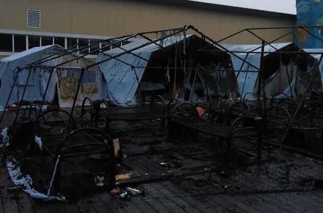 Фигуранты уголовного дела о пожаре в детском лагере оставлены под арестом