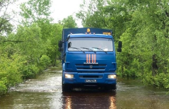 Напряженной остается гидрологическая ситуация в ЕАО