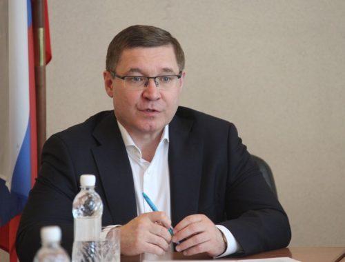 Министр строительства и ЖКХ РФ Владимир Якушев посетил ЕАО