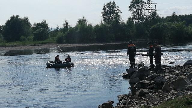 На поиски предположительно утонувшего ребенка выехали биробиджанские спасатели