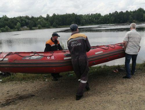 Найдено тело утонувшего в карьере мужчины