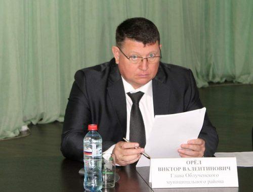 Суд оправдал главу Облученского района ЕАО Виктора Орла