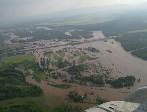 28 млрд рублей понадобится на восстановление Иркутской области после паводка