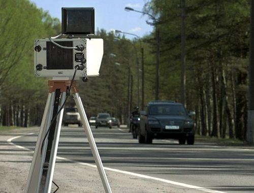 Расположение дорожных камер в ЕАО на 23 июля