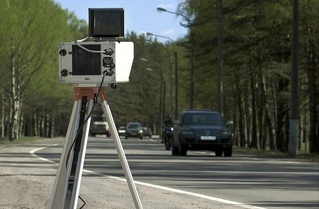 В Госдуму внесли законопроект о требованиях к дорожным камерам