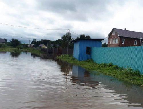 Такого еще не было: в Биробиджане подтоплено 117 жилых домов