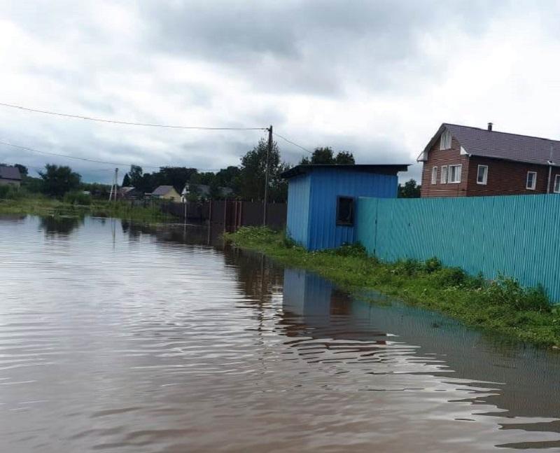 Почти 80 млн рублей получит ЕАО на выплаты пострадавшим от наводнения