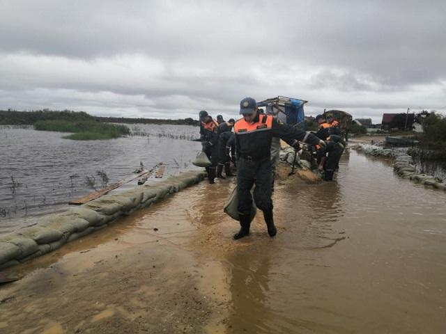 Сложной остается паводковая ситуация в ЕАО
