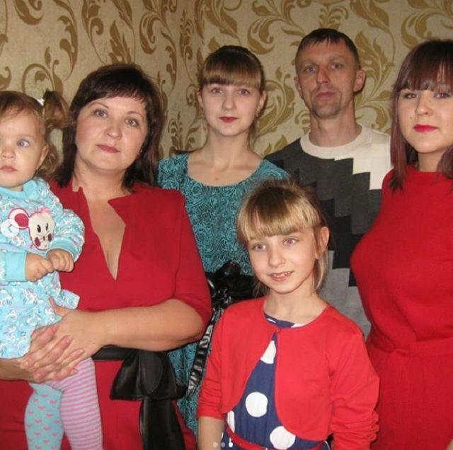Семья Бывшевых из ЕАО победила в номинации на Всероссийском конкурсе