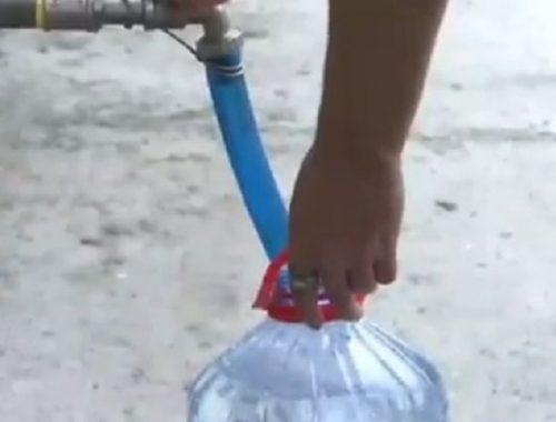Семь литров воды на неделю: в непростой ситуации оказались жители села в ЕАО