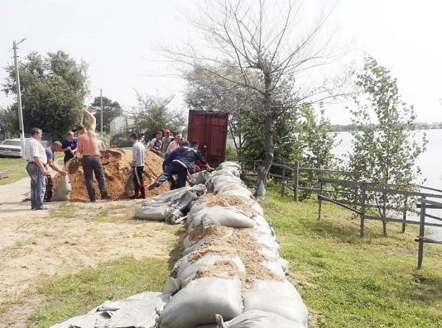 Девять населенных пунктов ЕАО попали в зону подтопления