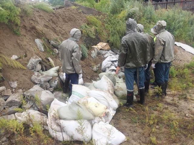 252 дачных и приусадебных участка подтоплено в ЕАО