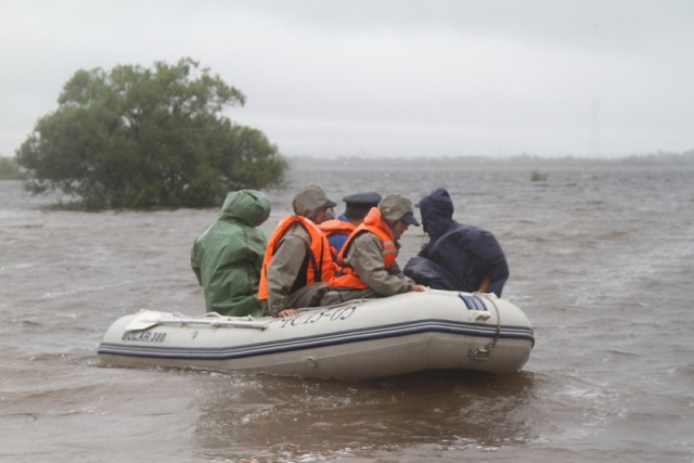 В ближайшие дни уровень воды в реках ЕАО поднимется на 0,5-1,4 метра