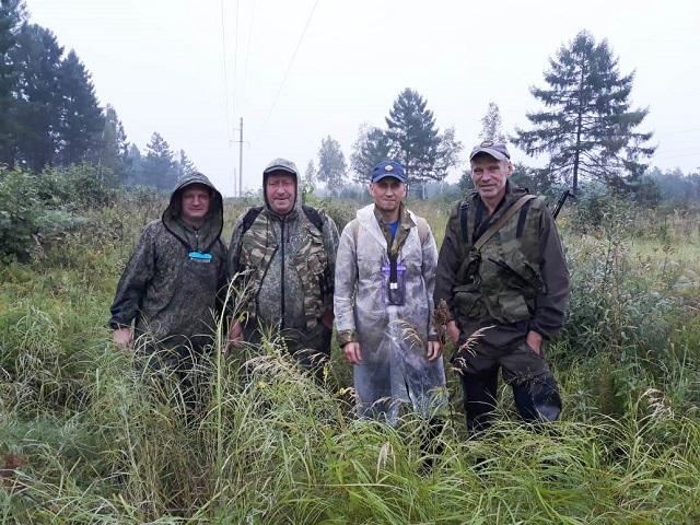 Грибники заблудились в лесу Биробиджанского района ЕАО