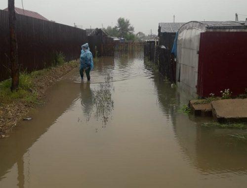 В ЕАО направят деньги на ремонт пострадавших от наводнения дорог