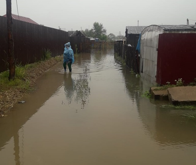 Гидрологическая ситуация в Биробиджане будет ухудшаться