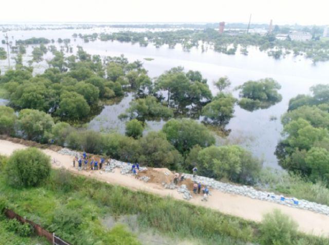 Пик паводка в ЕАО ожидается 9-10 августа