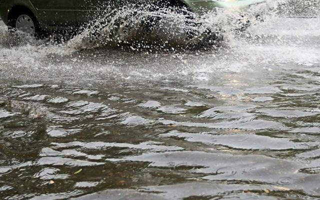 В результате паводка размыт участок федеральной автомобильной дороги в ЕАО
