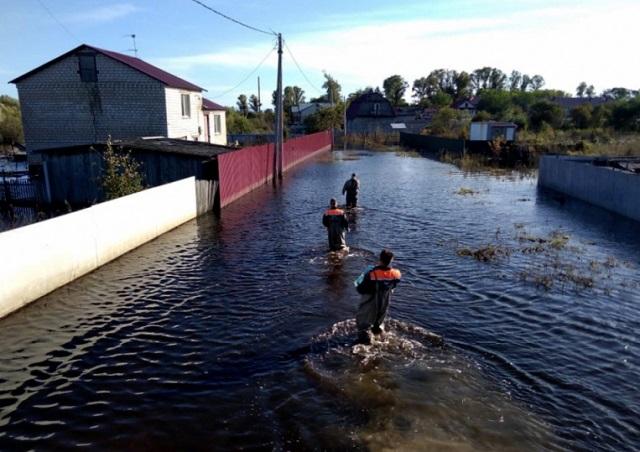 ЕАО получит дополнительные деньги на помощь пострадавшим от паводка