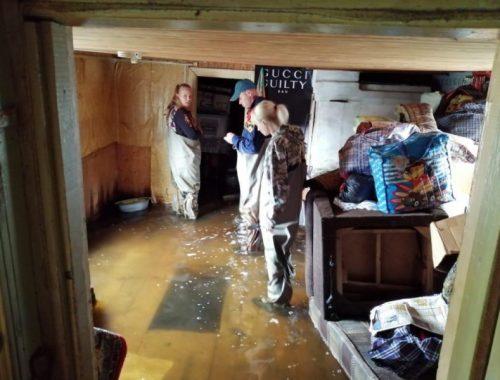 Пойдут под снос после наводнения 89 домов в ЕАО