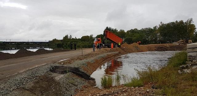 В связи с ремонтом на поврежденном участке федеральной трассы в ЕАО будет прекращено движение