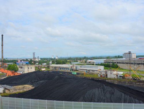 Биробиджанская ТЭЦ накопила угля на полтора месяца беспрерывной работы