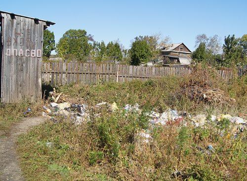 Коммунальный беспредел продолжается, или Верный союзник мусора и бурьяна