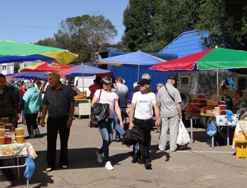 «Цены кусаются, но мы ожидали худшего»: в Биробиджане открылась сельскохозяйственная ярмарка