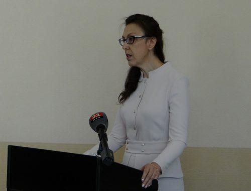 Ольга Бабий покинула пост заместителя председателя комитета соцзащиты населения ЕАО