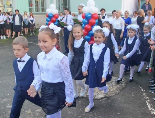 Традиционных школьных линеек 1 сентября не будет