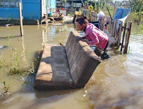 Льготу получили пострадавшие от наводнения жители ЕАО