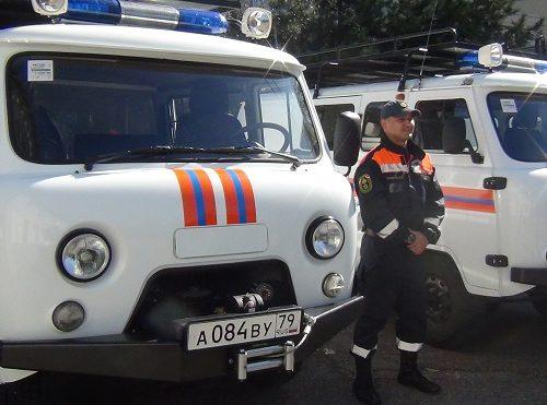 Спасатели ЕАО впервые за 8 лет получили новую технику и обмундирование