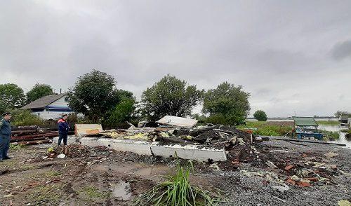 Установлена причина взрыва жилого дома в ЕАО