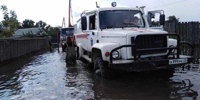 Уровень грунтовых вод продолжает повышаться в ЕАО