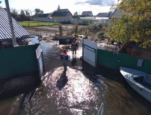 77 жилых домов освободились от воды в ЕАО
