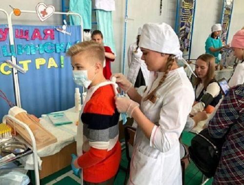Слет будущих медиков впервые провели в ЕАО