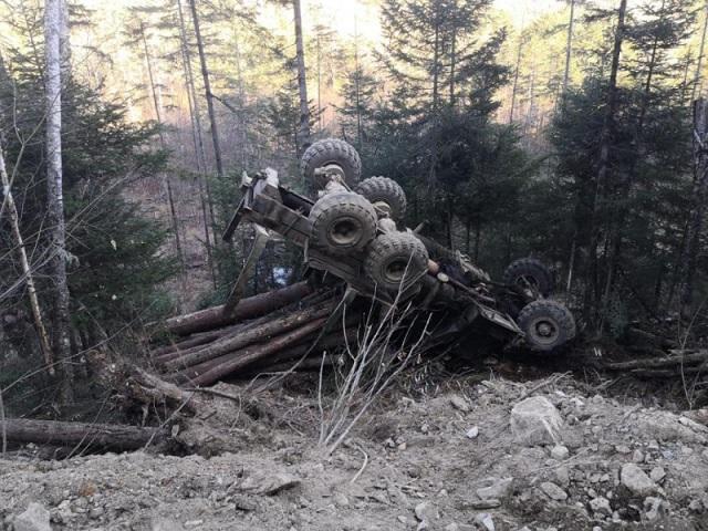 Два смертельных ДТП произошли в ЕАО за выходные