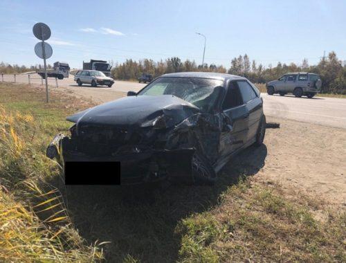 Три жителя ЕАО пострадали в ДТП на федеральной трассе