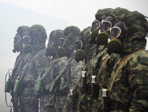 Военные завершили дезинфекцию в ЕАО