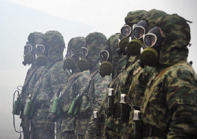 Военные завершили дезинфекцию в 10 населенных пунктах ЕАО