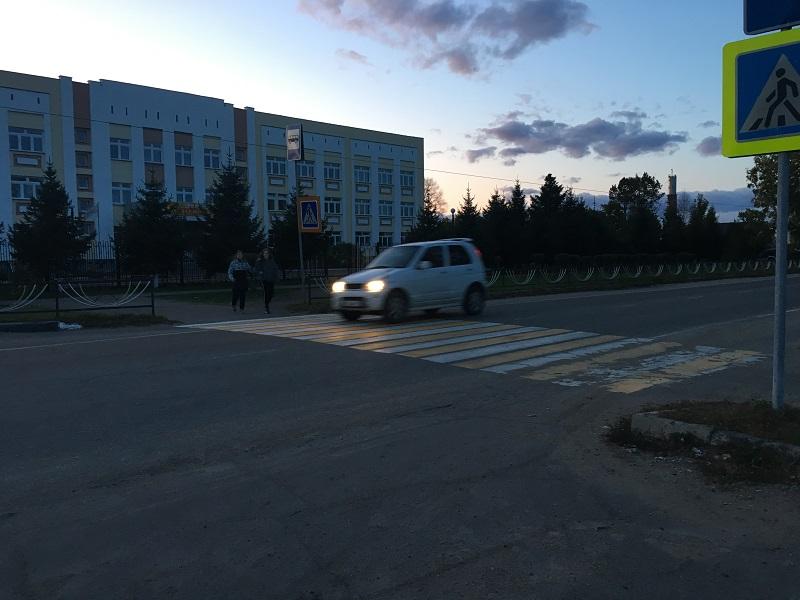 Опасность подстерегает учащихся по дороге в школу с. Птичник