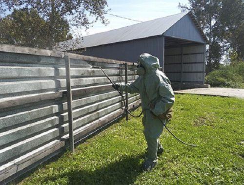 Военные срочно переброшены в ЕАО для дезинфекции населенных пунктов