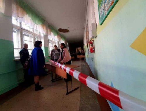 Вчерашний инцидент в школе № 10 может обернуться уголовным делом