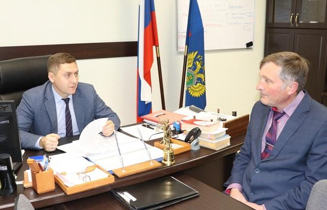 Начальнику управления ЖКХ и энергетики ЕАО Андрею Пивенко объявлено предостережение
