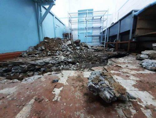 Работу пищеблока в школе № 4 возобновили после коммунальной аварии