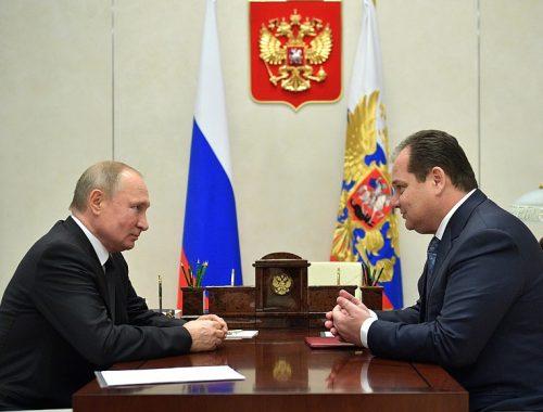 Губернатор Левинталь ушел в отставку, врио назначен Ростислав Гольдштейн