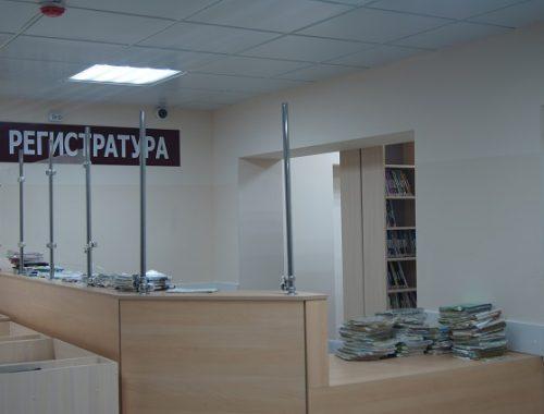 Завтра поликлиника детской больницы вновь откроет свои двери